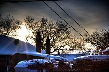 Winter Sun by Jay-san1292
