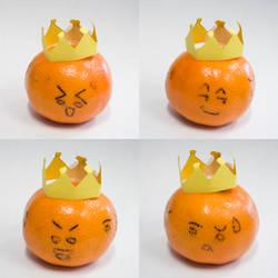 orange-faced by Jay-san1292