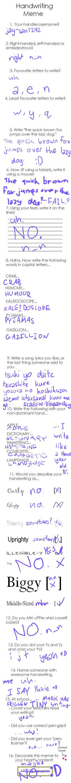 Handwriting Meme by Jay-san1292