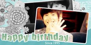 Happy birthday No Minwoo by zhengjiayu