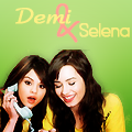Demi n Selena by zhengjiayu