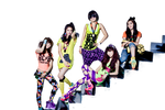 4Minute Hot Issue png