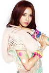 Yoona (SNSD) Casio png [render]