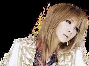 CL (2NE1) [render] png