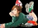 HyunA (4MINUTE) png [render]