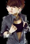 Jiyoon (4MINUTE) png [render]