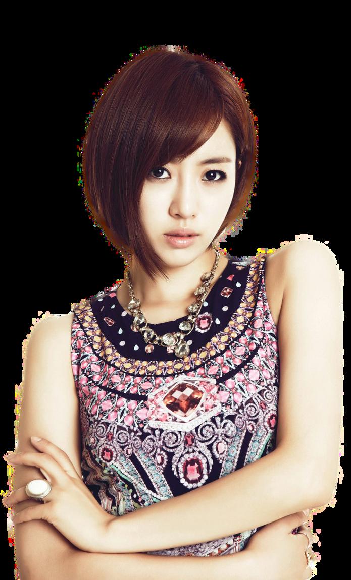 Eunjung With Long Short Hair Kpopselca Forums