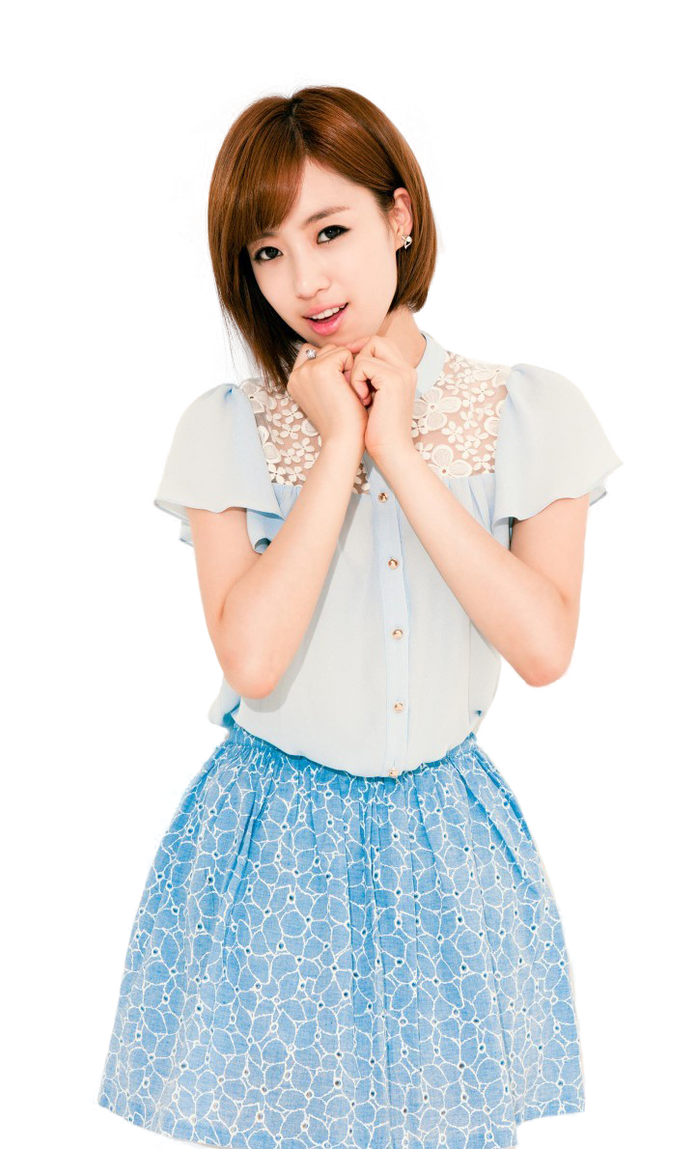 Member profile - eunjung (t-ara) k-pop girl groups 101