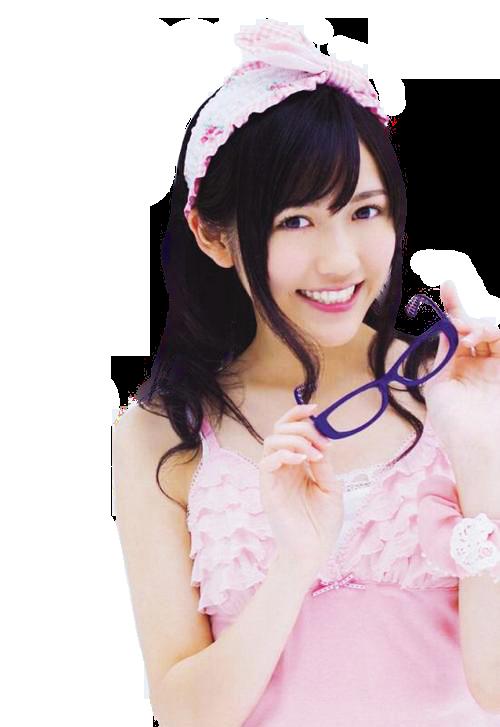 Mayu Watanabe (AKB48) png [render] by Sellscarol