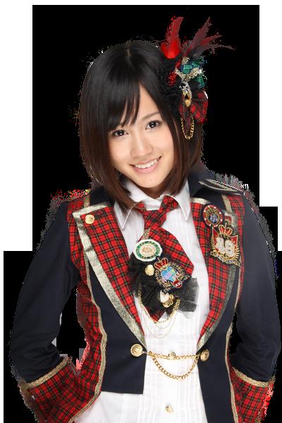 Atsuko Maeda (AKB48) png [render] by Sellscarol