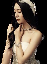 Krystal [f(x)] png [render] by Sellscarol