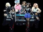 T-ara png [render]