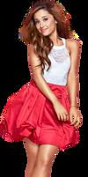 Ariana Grande png [render]