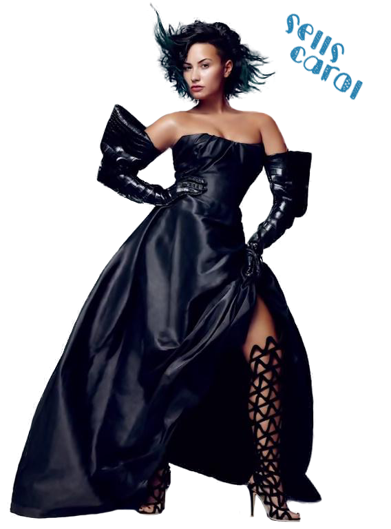 Demi Lovato png [render] by Sellscarol