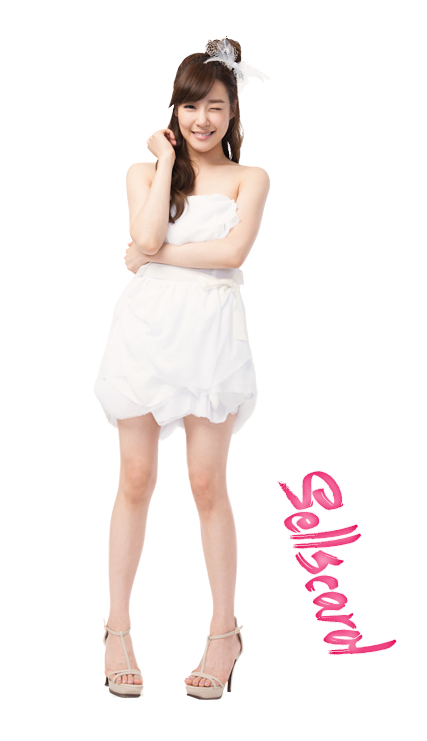 Tiffany (SNSD) png [render] by Sellscarol