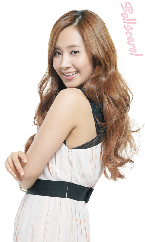 Yuri (SNSD) png [render] by Sellscarol