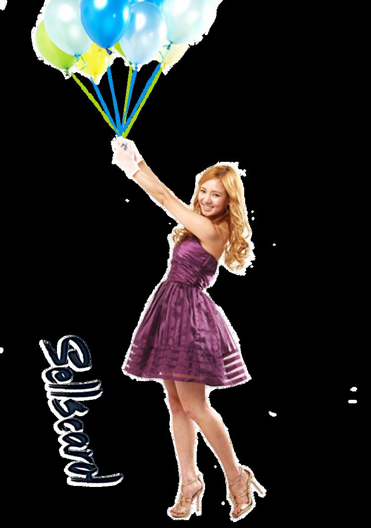 Hyoyeon (SNSD) png [render] by Sellscarol