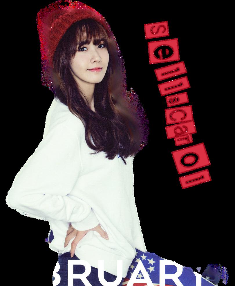 YoonA (SNSD) png [render] by Sellscarol