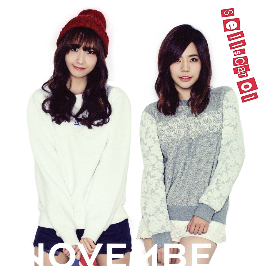 YoonA and Sunny (SNSD) png [render] by Sellscarol
