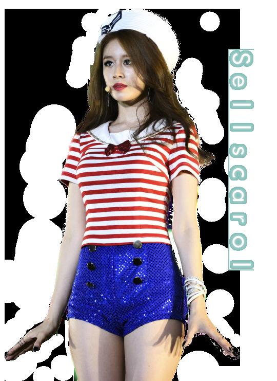 Jiyeon (T-ara) PNG [render] by Sellscarol