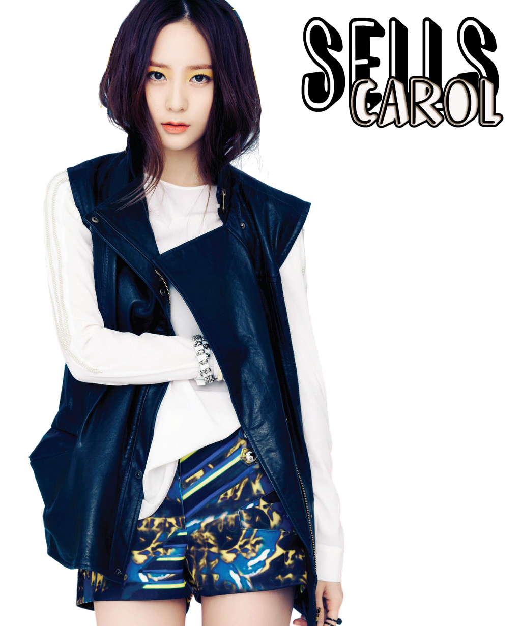 Krystal Jung [f(x)] render [PNG] by Sellscarol on DeviantArt