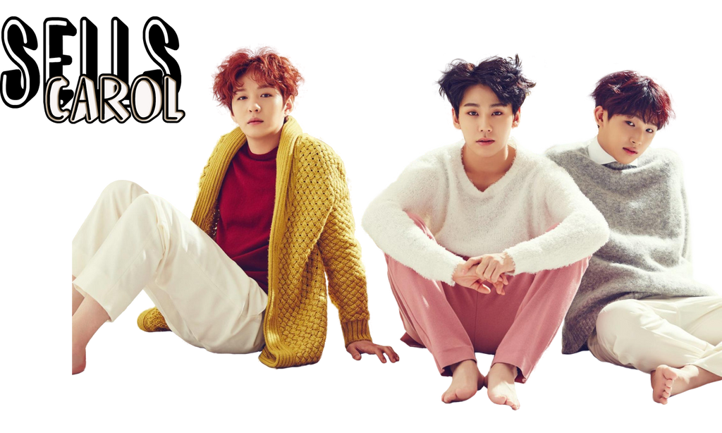 Changsub, Ilhoon and Hyunsik (BTOB) png [render] by Sellscarol