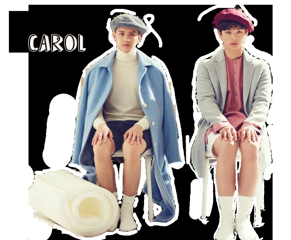 Peniel and Sungjae (BTOB) render [PNG] by Sellscarol
