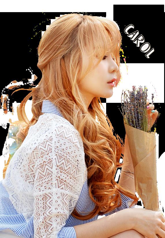 Yerina (Oh Ye Ri) PNG [render] by Sellscarol