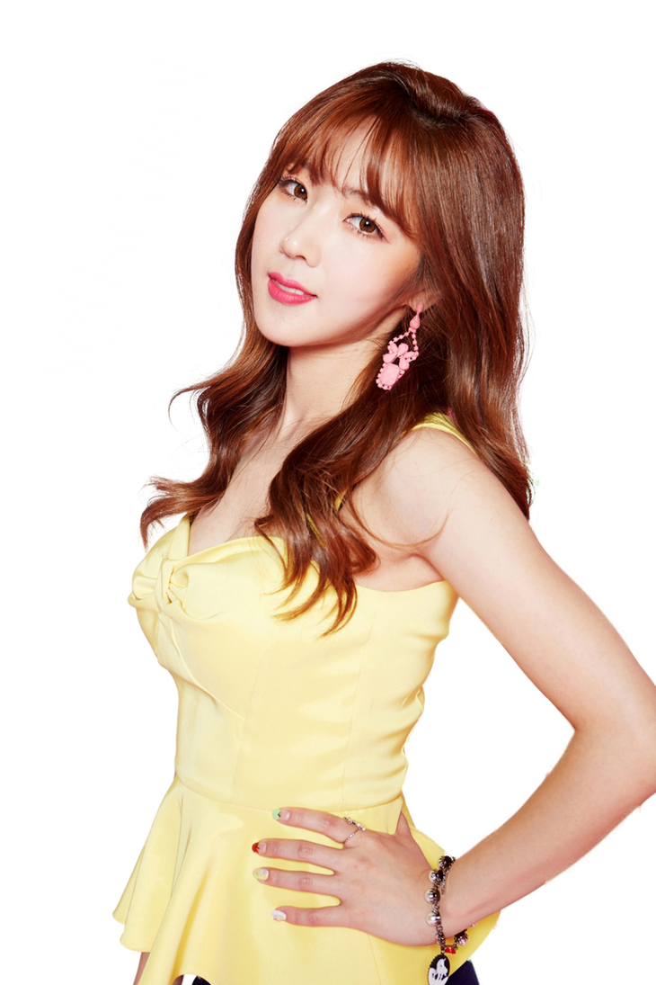 Hyemi [FIESTAR] PNG [render] by Sellscarol