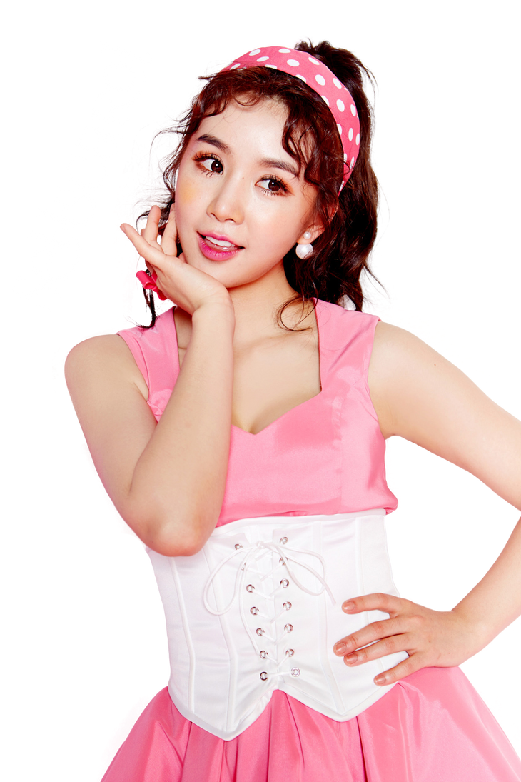 Cao Lu [FIESTAR] PNG [render] by Sellscarol