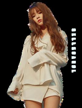 Seunghee [Oh My Girl] PNG [Render]