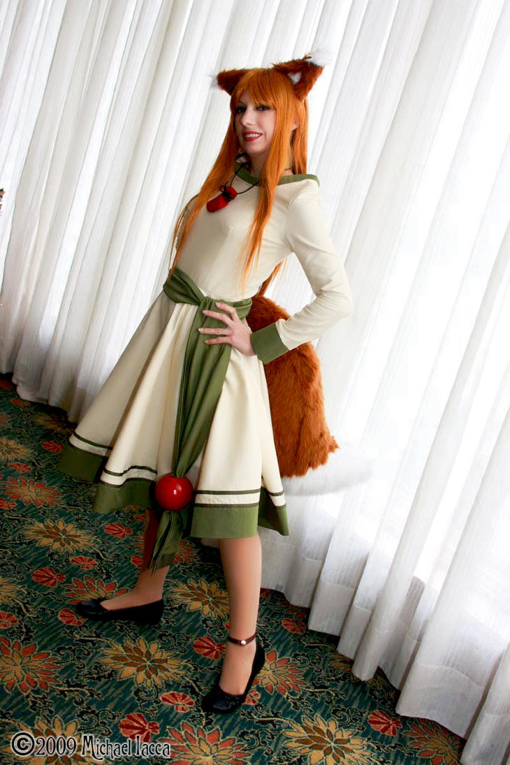 Horo spice and wolf cosplay by anaaesthetic on deviantart