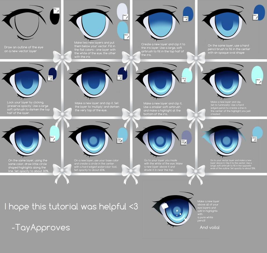 Sai eye tutorial by iseanna on deviantart sai eye tutorial by iseanna ccuart Images