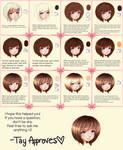 SAI Hair Tutorial