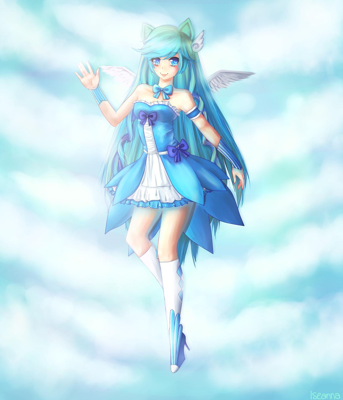 Airi by Iseanna