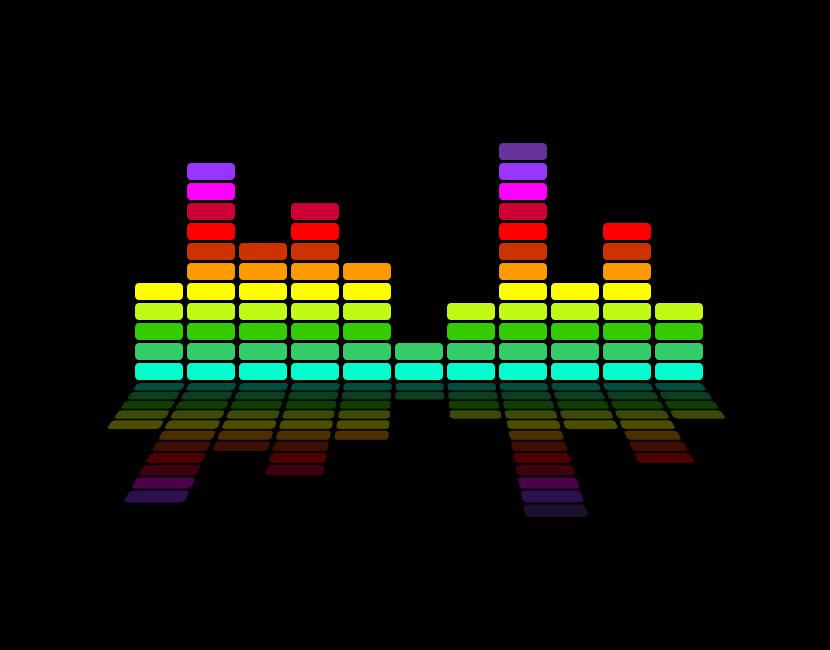 Music Bars Wallpaper: Sound Bars By Klanks On DeviantArt
