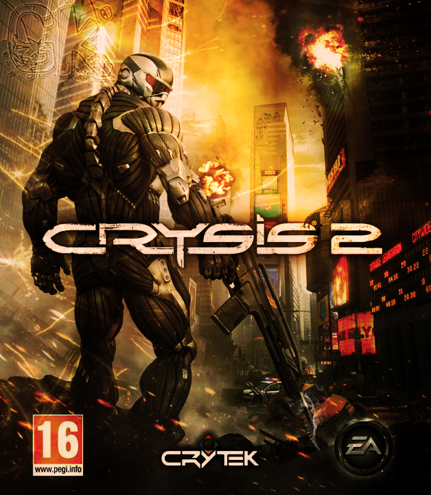 Crysis 2 Cover By Ghostknightgfx On DeviantArt