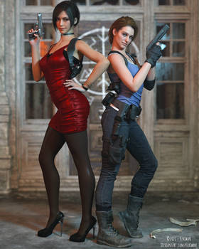 Ada and Jill