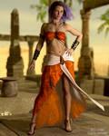 Desert princess 01