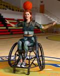 Basketball workout 02