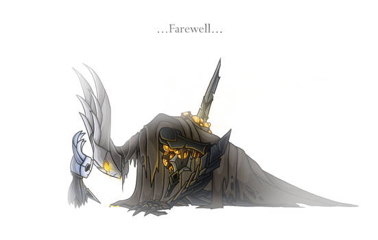 Hollow knight - Farewell by TimeLordJikan
