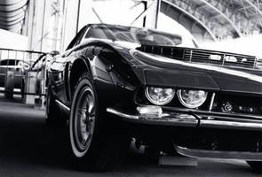 muscle car original by ArcAngelTyrael