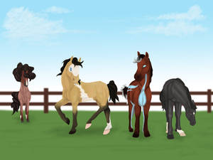 Introducing the foal club