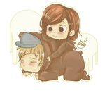 Caught Me A Teddy -