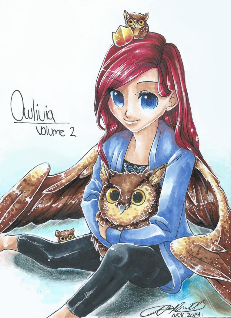 Owlivia Volume 2 by ARSugarPie