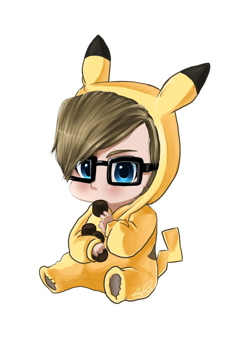 Pikachulian by ARSugarPie