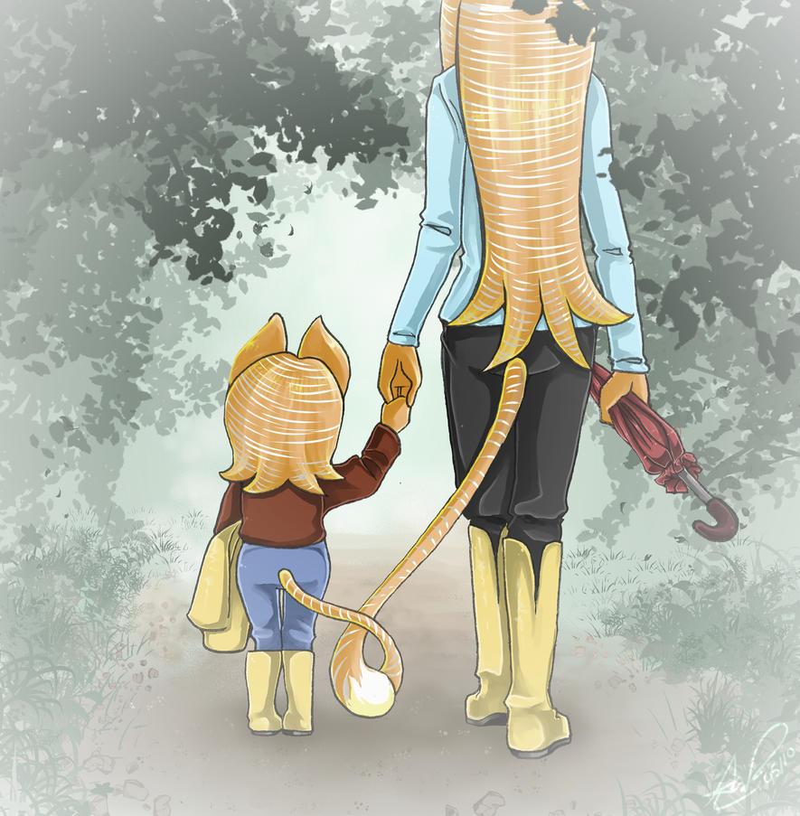 Memories of Mother by ARSugarPie