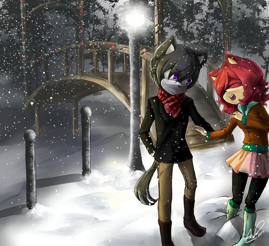 Christmas Eve by ARSugarPie