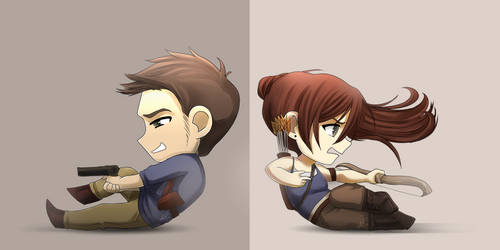 Uncharted/TombRaider