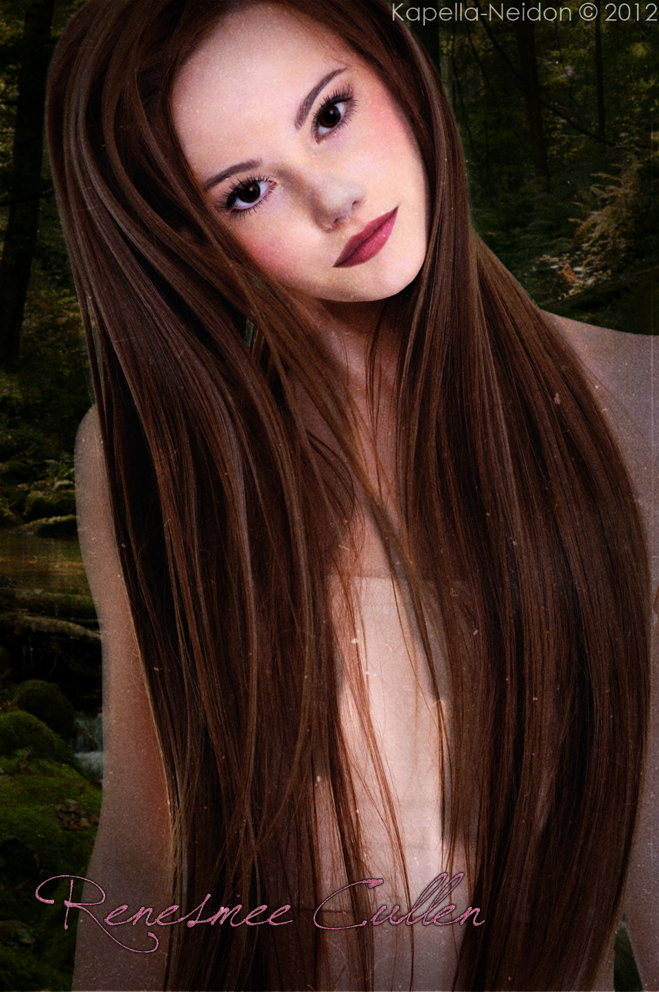 Renesmee Cullen by YlianaKapella-Neidon on DeviantArt
